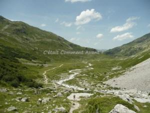 Juste de beaux paysages -  Rando du refuge du saut
