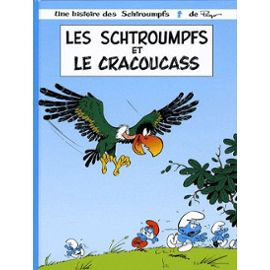 Les-Schtroumpfs---Les-Schtroumpfs-Et-Les-Cracoucass---Mini-Album-Livre-895423370_ML