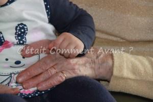 Voir ses arrières grands mères