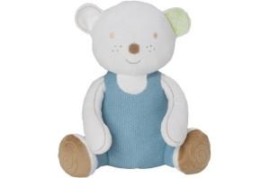 peluche-ours-bleu-tricot-doux