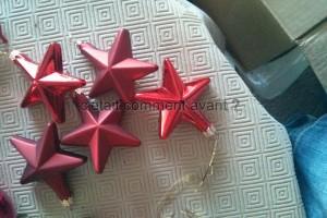 faire le sapin avec Papy et Mamie #Igdefi #étoiles