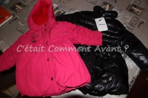 Avoir de joli manteaux pour l'hiver !