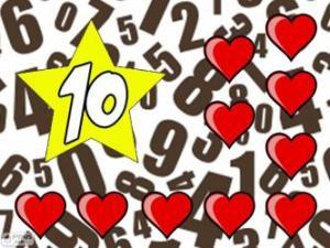 nombre 10