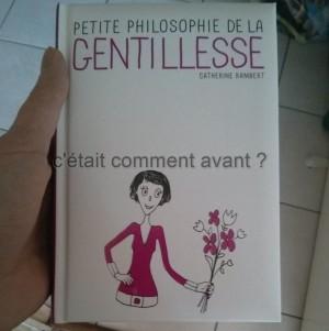 Recevoir un livre dont je ne sais pas trop quoi penser (merci papa merci maman...)