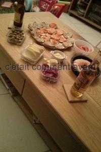 Avoir 2 soirées en amoureux : série et petit buffet !